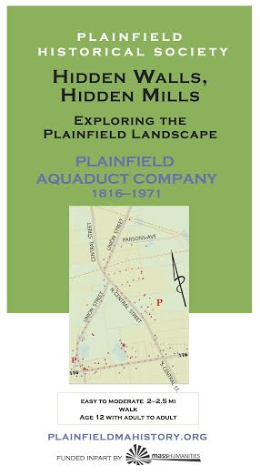 Click here for Plainfield Aquaduct Map