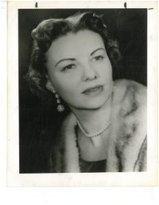 Irene Soprano, soprano, 1960